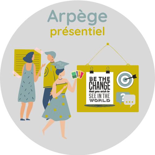 Logo Arpège présentiel